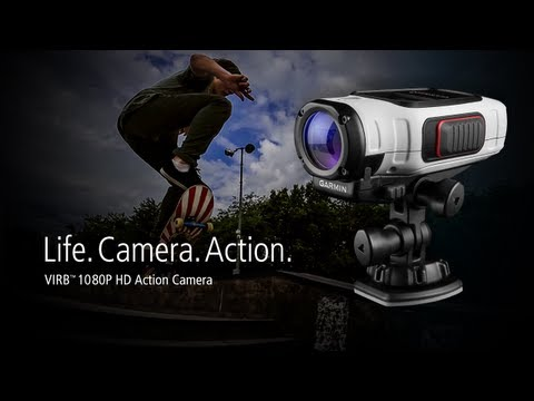 Video thumbnail for youtube video Garmin Virb | Virb Elite | Action Cam - Sport-Gadgets.net