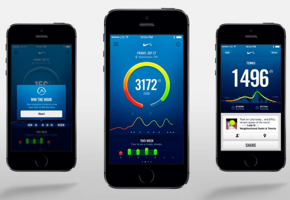 fuelband-apps