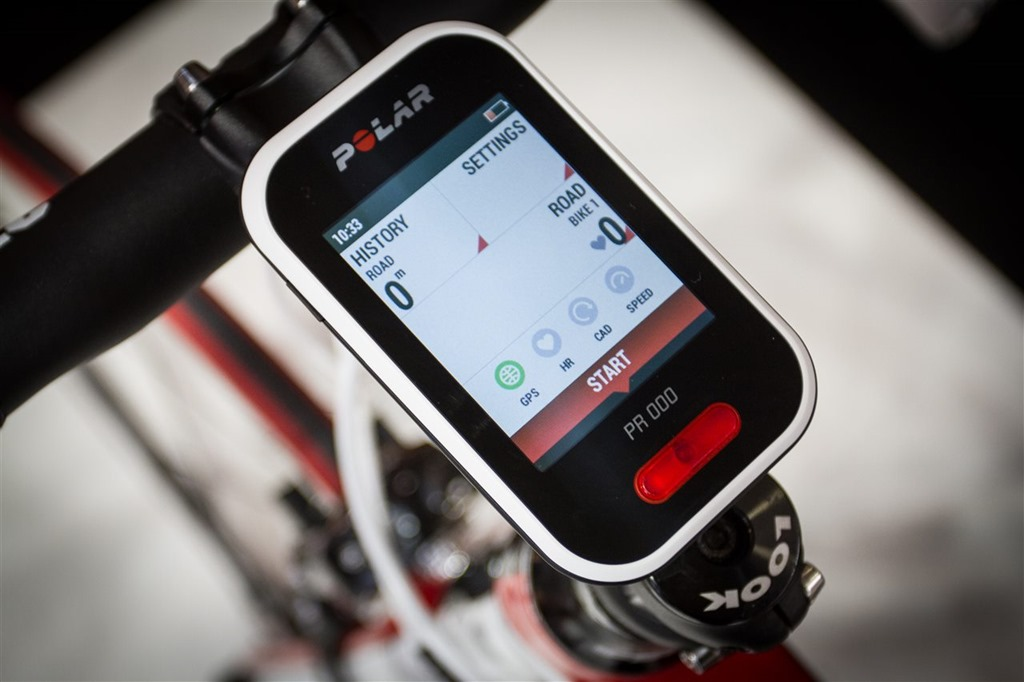 polar v650 ciclocomputer gps bluetooth smart sport gadgets