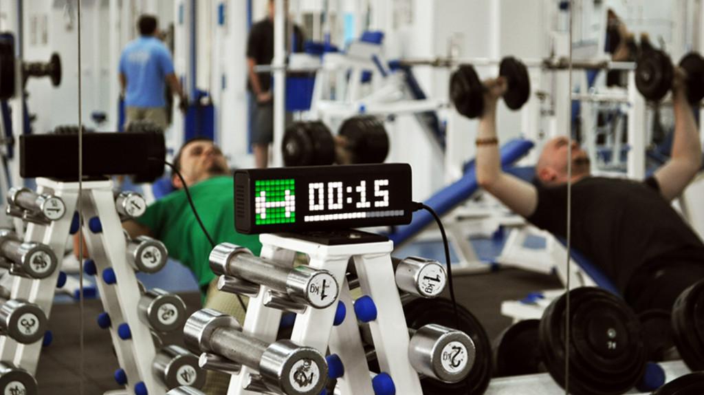 CrossFit timer