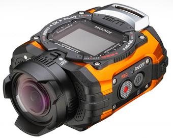Ricoh WGM1 action cam per condizioni estreme ⋆ Sport Gadgets