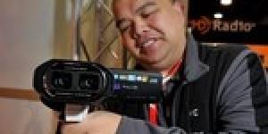 JVC GS-TD1 videocamera full HD consumer svelata al CES