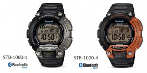 Nuovo Casio STB-1000 Bluetooth Smart