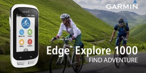 Garmin Edge Explore 1000 ciclocomputer per il turismo