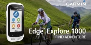 Garmin Edge Explore 1000 ciclocomputer per il turismo