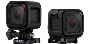 Hero 4 Session la mini action cam di GoPro