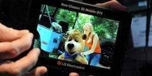 Da LG il primo cellulare 3D senza occhiali