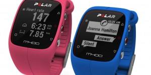 Polar M400 disponibile in due nuovi colori