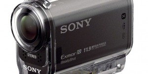 Nuova Sony HDR-AS30V ActionCam