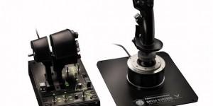 Warthog joystick HOTAS per i giocatori più esperti