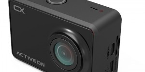 Activeon CX, una nuova Actioncam Full Hd low cost