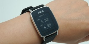 Asus VivoWatch activity tracker con monitoraggio cardio