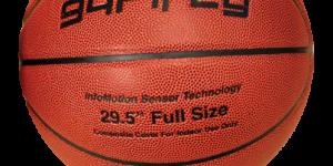 94Fifty è la palla da basket Bluetooth Smart