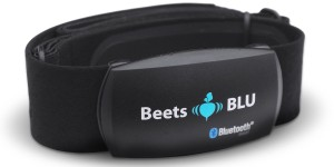 Beets BLU Wireless Heart Rate Monitor - fascia cardiaca