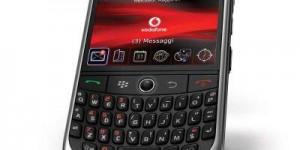 BlackBerry Curve 8900 - Vodafone Italia e RIM lanciano il nuovo ed elegante smartphone