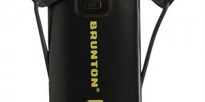 Brunton Metal 4400 batteria ausiliaria USB