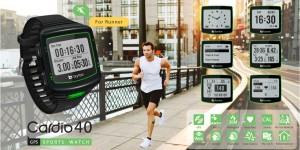 Bryton Cardio 40 orologio GPS