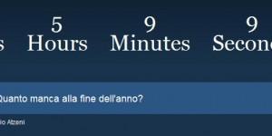 Come creare un countdown su internet
