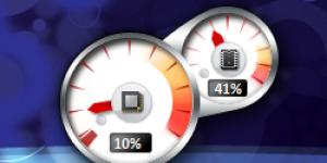 Windows Cpu Meter Gadget (Windows 7 e Vista)