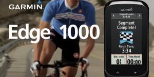 Nuovo Garmin Edge 1000 ciclocomputer GPS