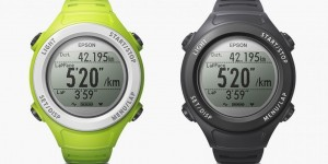 Epson lancia il nuovo Runsense SF-110 con activity tracking