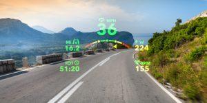 Everysight Raptor porta la tecnologia dei caccia da combattimento nel ciclismo