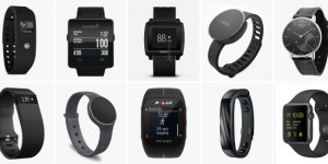 Activity trackers: i migliori contapassi del 2016