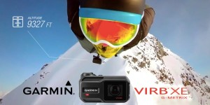 Garmin Virb XE la action cam GPS per sportivi
