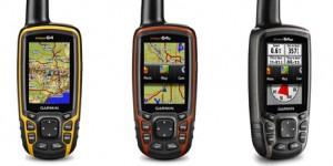 Nuovi Garmin GPSMap64 per escursionisti evoluti