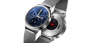Huawei Watch powered by Android Wear