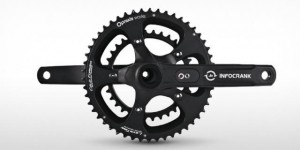 Verve Cycling lancia il power meter InfoCrank