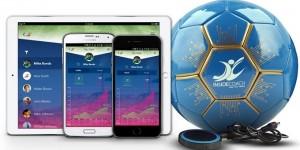 InsideCoach pallone da calcio smart
