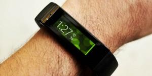 Microsoft lancia Band un nuovo activity tracker con 10 sensori