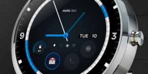 Motorola Moto 360 Smartwatch Android Wear
