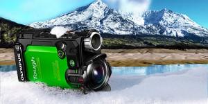 Olympus Tough TG Tracker l'action cam 4K tascabile per le tue avventure