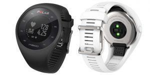 Polar M200 GPS con il monitoraggio della frequenza cardiaca