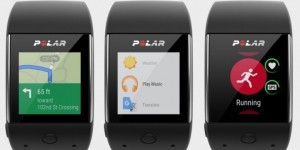 Nuovo Polar M600, GPS Android Wear