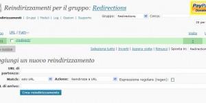 Gestire i Redirect con Wordpress