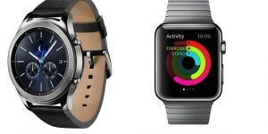 Samsung Gear S3 Vs Apple Watch Series 2: Quale comprare?