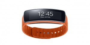Samsung annuncia Gear Fit