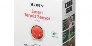 Sony Smart Tennis Sensor per migliorare le prestazioni nel tennis