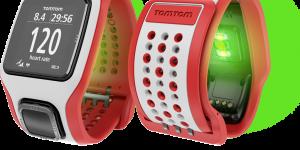 TomTom lancia Cardio Runner e Multisport GPS