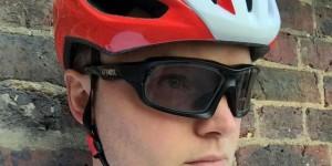 Uvex Variotronic ff occhiali per il ciclismo con regolazione fotocromatica