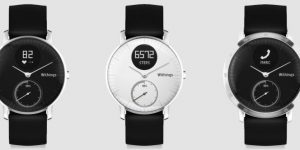 Withings presenta Steel HR smartwatch con sensore per la frequenza cardiaca
