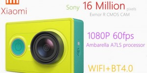 Xiaomi Yi la action cam Full HD da 65 Euro