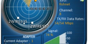 Xirrus WiFi Monitor (Windows 7 e Vista)
