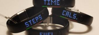 FuelBand il nuovo braccialetto per il fitness di Nike