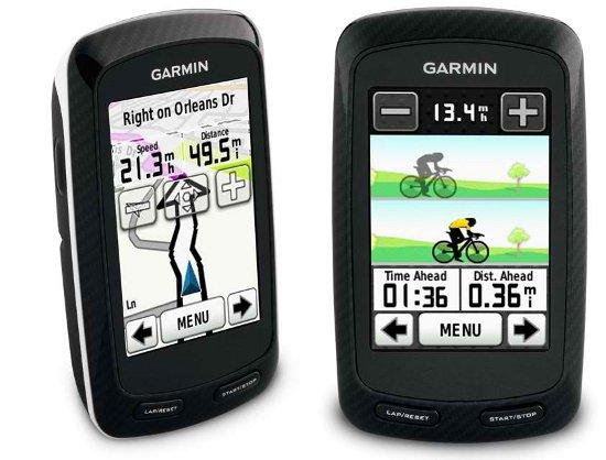 Garmin Edge 800, un colpo di pedale satellitare ⋆ Sport Gadgets