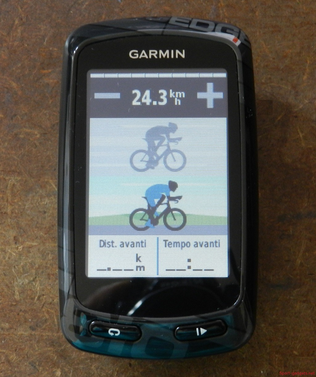 garmin edge 810 virtual partner
