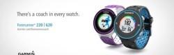 Video thumbnail for youtube video Nuovi Garmin Forerunner 620 e 220 – Sport-Gadgets.net